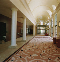 SJR Theater Lobby