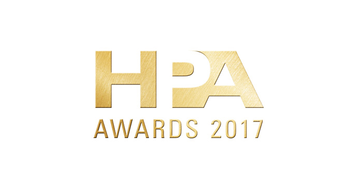 HPA Award Nominations 2017 Announced