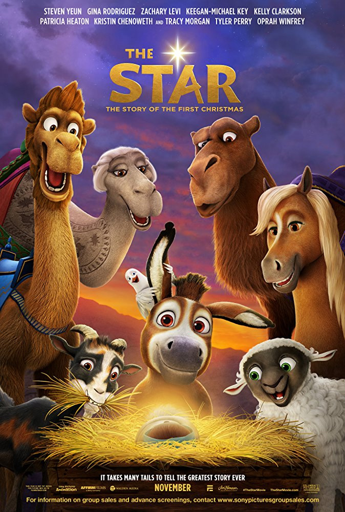 """""""The Star"""" in theaters this week!"""