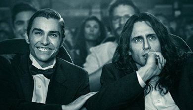 """Disaster Artist"" is in theaters today!"