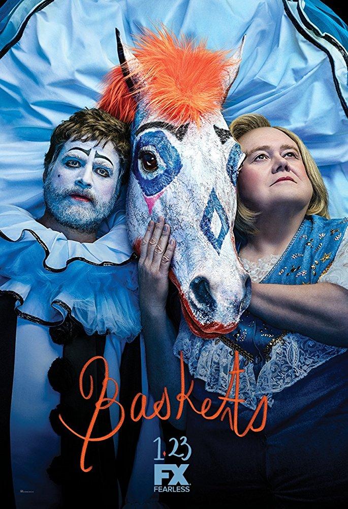 """Baskets"" Season 3 now airing Tuesdays on FX"